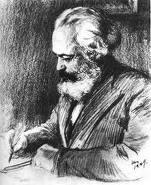 Karl Marx ....