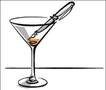 Por que os escritores bebem