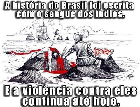 ÍNDIO E BRASIL