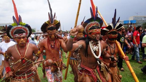 Indígena raízes e razões da luta
