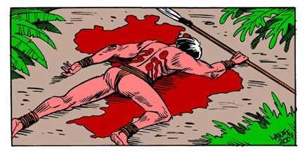 indigenas-morte-Latuff